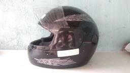 Título do anúncio: Vendo capacete masculino