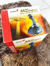 Controle Joystick Max Fighter F-16 Genius Original