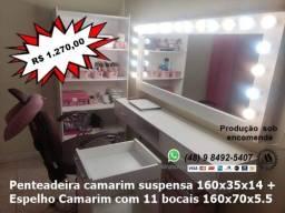 Título do anúncio: Penteadeiras  Camarim Direto De Fábrica!