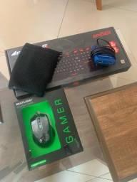 Max shooter one + teclado e mouse