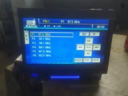 Dvd H-Buster tela retratil Usb