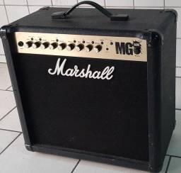 Amplificador Marshall MG 50 FX - 50W super conservado