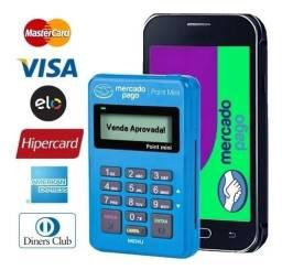 Vendo máquina de Cartão mercado pago