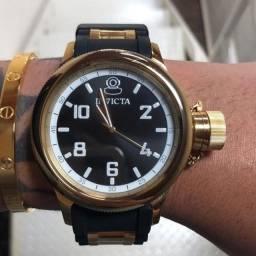 Vendo relógio de pulso Invicta original à prova d´água