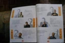 Título do anúncio: * revistas positivo com autografo