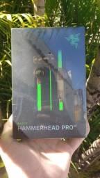 Fone de Ouvido Razer Hammerhead Pro V2 Com Microfone [Original - Lacrado]<br>