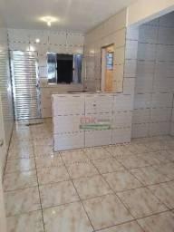 Casa com 2 dormitórios à venda, 65 m² por R$ 127.200,00 - Jardim Oratório - Mauá/SP