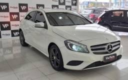 Mercedes A 200 A200 1.6 TURBO URBAN GASOLINA AUT 4P