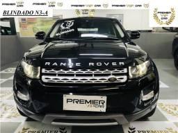 Land rover Range rover evoque 2.0 prestige 4wd 16v gasolina 4p automático