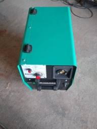 Máquina de solda mig mag 250 amperes Balmer Vulcano
