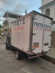Caminhão chana 2012 gasolina e gnv