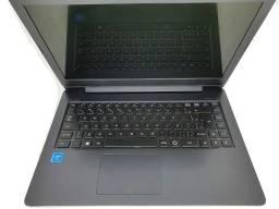 Título do anúncio:  Notebook Dual Core setima geraçao 4gb hd 500gb novissimo c/garantia e ate 12x