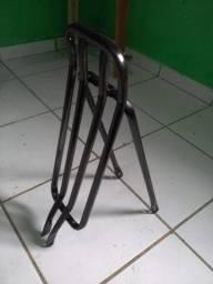 bagageiro de bike(preto)