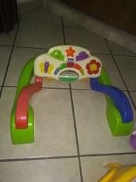 Brinquedos para bebê usados