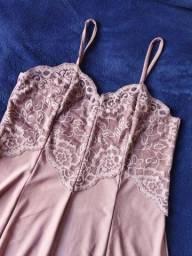Título do anúncio: Camisola curta de alcinha - Veste M