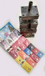 Título do anúncio: Equipamento completo p/ fabricação de Cartão Terço (Terço Card)