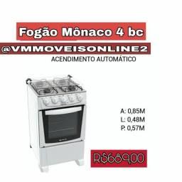 Fogão Monaco 4bocas
