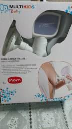 Título do anúncio: Extrator de leite elétrico for mom - Multikids baby  <br><br>