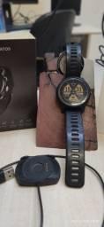 Smartwatch Amazfit Stratos 2 em perfeito estado