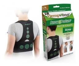Título do anúncio: Colete Corretor De Postura Arrow Posture Mais Conforto Leve