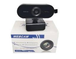 webcam HD full com microfone