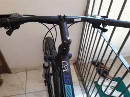 Bike 21 marchas aro 29 St120 semi nova