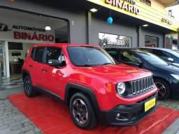 Jeep renegade SPORT 2016 lindo carro Venha conferir