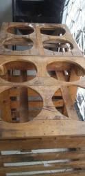 Estuda de madeira