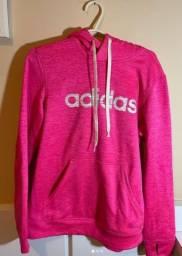 Título do anúncio: Moletom pink Adidas (Original)