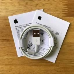 Cabo USB iPhone original 1m (Novo lacrado)