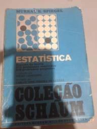 Livro coleção Schaum