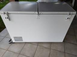 Vendo freezer horizontal Gelopar 411l