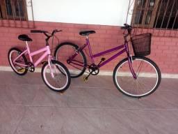 Bicicletas novas