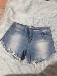 Título do anúncio: Short jeans claro TAM 44
