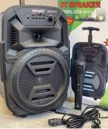 Rádio MP3 completo com rodinhas