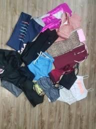 Lote fitnes  roupas e tenis Nike original!!