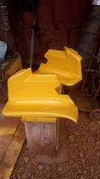 Título do anúncio: pecas de acabamento de maquinas pesadas