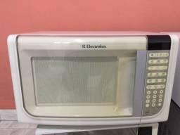 Título do anúncio: Microondas Electrolux (Entrega Grátis)
