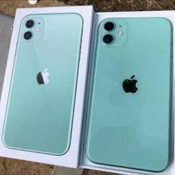 iPhone 11 128 GB Verde Lacrado