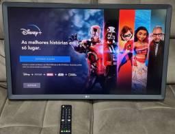 "Título do anúncio: Tv smart LG 32"" Polegadas Full HD - HDR - HBO Max - Disney Plus"