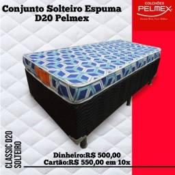 Conjunto de Solteiro Pelmex D20