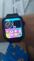 Smartwatch FK 99,4 dias de compra os  nenhuma marca. Leia desc