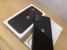 Título do anúncio: iPhone 11 64gb Preto ou Vermelho ou Branco || Impecável || Loja Savassi