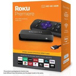 Roku Premiere, HD, 4k, HDR, melhor preço! loja!!