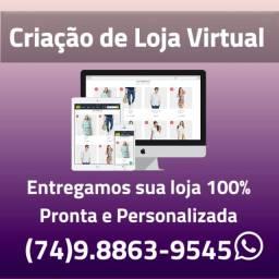 Título do anúncio: Desenvolvimento de Loja Virtual + Hospedagem - Valor Promocional