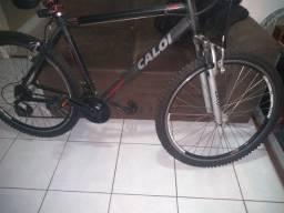 Título do anúncio: Bicicleta caloi suspension