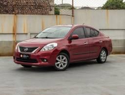 Título do anúncio: Nissan Versa 1.6 16V SL (Flex)