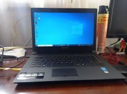 Título do anúncio: Notebook i3 4005u 4° Geração, 8 memória RAM, HD de 500 GB