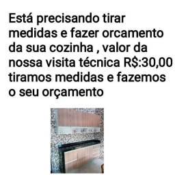 Orçamento de móveis planejados R$:30