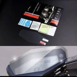 Título do anúncio: Película proteção painel Yamaha MT09